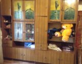 Стенка + шкаф. Фото 1.