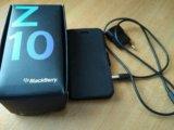 Blackberry z 10. Фото 2.
