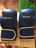 Боксерские перчатки 8 унци бу. Фото 1.