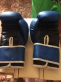 Боксерские перчатки 8 унци бу. Фото 2.