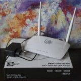 Wi-fi роутер snr-cpe-w4n. Фото 1.
