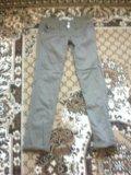 Серые брюки. Фото 1.