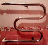 Радиатор-полотенцесушитель стальной, б/у. Фото 2.