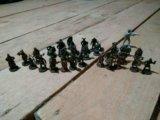 Оловянные солдатики. Фото 1.