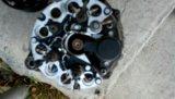 Генератор(волга-газель) 405,406,409 двигатель. Фото 1.
