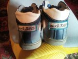 Демисезонные ботиночки. Фото 1.