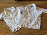 Белая рубашка. Фото 1.