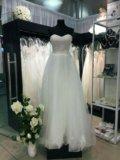 Свадебное платье новое. Фото 1.