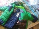 Зимний костюм тройка. Фото 4.