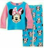 Новая флисовая пижама disney. Фото 1.