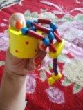 Игрушки и прорезыватель для малышей. Фото 2.