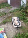 Авто-кресло. Фото 3.