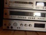Музыкальный центр радиотехника 101 комплект. Фото 2.