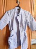 Халаты медицинские. Фото 1.
