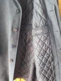 Мужское драповое пальто. Фото 1.