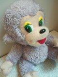 Поющая игрушка обезьянка. Фото 2.