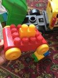 Машина + mega bloks. Фото 4.