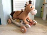 Каталка/качалка лошадка. Фото 1.