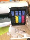 Цветной принтер фирмы brother. Фото 2.