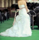 Свадебное платье в стиле vera wong. Фото 4.