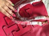 Новая кожаная сумка tommy hilfiger. Фото 2.