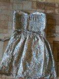 Платье б/у. Фото 2.