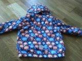 Детская куртка весна - осень. Фото 2.