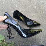 Туфли ysl. Фото 1.