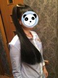 Натуральные волосы 100 прядей. Фото 3.