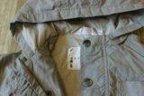 Новая куртка фирмы kiabi (2-3 года). Фото 2.