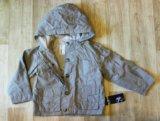 Новая куртка фирмы kiabi (2-3 года). Фото 1.