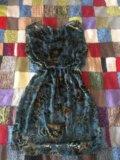 Платье прозрачное. Фото 1.