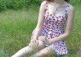Платье с вишнями. Фото 1.