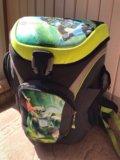 Ранец школьный лего чима. Фото 1.