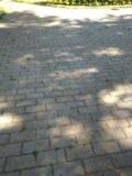 Тротуарная плитка. Фото 1.
