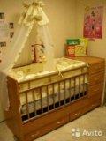 Детская кровать—трансформер. Фото 1.
