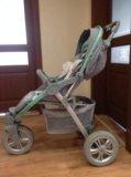 Прогулочная коляска happy baby neon sport. Фото 2.