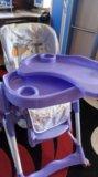 Стульчик детский для кормления. Фото 1.