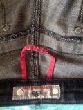 Чёрные джинсы46рр. Фото 2.