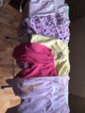 Пакет детских вещей. Фото 2.