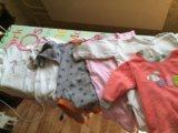 Пакет детских вещей. Фото 3.