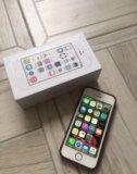 """Iphone 5s """"золотой"""". как новый. Фото 2."""