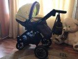 Детская коляска adamex. Фото 2.