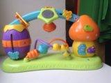 Музыкальная, развивающая игрушка для малышей. Фото 1.