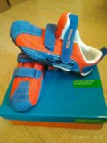 Новые кросовки benetton. Фото 1.