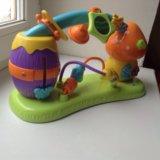 Музыкальная, развивающая игрушка для малышей. Фото 4.