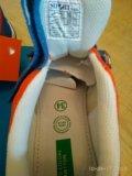 Новые кросовки benetton. Фото 2.