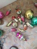 Елочные игрушки. Фото 2.