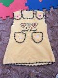 Платье на девочку 2-3 года. Фото 1.
