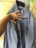 Рубашка zara, брюки henderson. Фото 4.